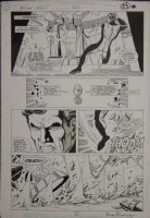 Action Comics 652 pg 17 (DC, 1990) Comic Art