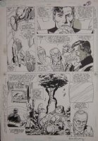 Action Comics 652 pg 5 (DC, 1990) Comic Art