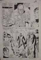 Action Comics 652 pg 7 (DC, 1990) Comic Art