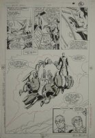 Action Comics 652 pg 8 Original Art (DC, 1990) Comic Art