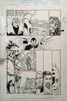 Avengers 12 pg 35 (1999) Comic Art