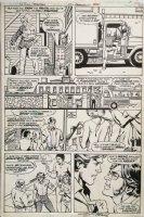 Flash 291 pg 25 (DC, 1980) Comic Art
