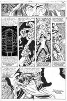 Marvel Two-In-One 58 pg 9 Original Art (Marvel, 1979) 1st Appearance Aquarian, 1st Appearance Nth Man, Project P.E.G.A.S.U.S Comic Art