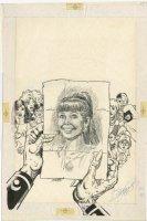 New Titans #51 Cover (1988)