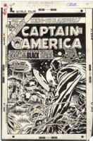 Captain America Annual #3 Cover (1976)