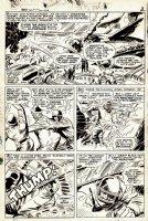 Strange Tales 144 pg 3 (1966) Large Art, Agents of S.H.I.E.L.D.