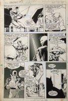 Marvel Fanfare 3 pg 10 (1982) Swashbucklers Hawkeye & El Aguila Comic Art