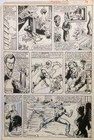 Amazing Spider-Man 222 pg 10 Original Art (Marvel, 1981) Speed Demon 1st Appearance & Origin ! ! ! Comic Art