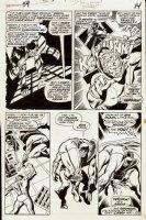 Avengers 59 pg 10 (1968) 1st Appearance Yellowjacket Comic Art