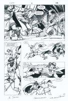 Kull The Conqueror #7 pg 15 (1984) Comic Art