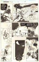 Avengers Annual 22 pg 29 Original Art (Marvel, 1993) 1st appearance Bloodwraith Comic Art