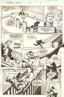 Avengers Annual 22 pg 5 (Marvel, 1993) Comic Art