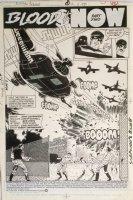 Suicide Squad 12 pg 1 Title Splash (DC, 1988)  Comic Art