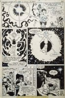 Green Lantern and Green Arrow 112 pg 18 (1979) Comic Art