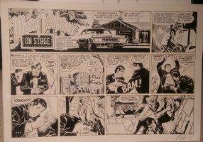 On Stage Sunday April 26, 1970 Mary Perkins Comic Art