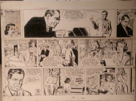 Heart of Juliet Jones Sunday Nov 20, 1960 Comic Art
