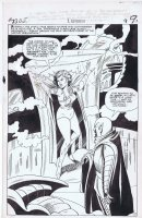 Tales To Astonish 72 pg 7 Splash Original Art (Marvel, 1965) Silver Age splash