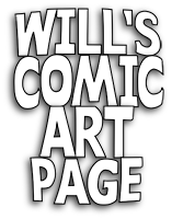 Will's Comic Art Page